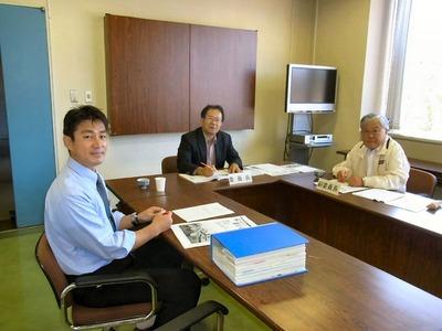 広報特別委員会最後の正副委員長会議