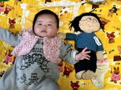 孫ときよたか人形