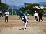 ソフトボール投手