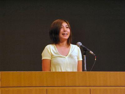 本江優子先生