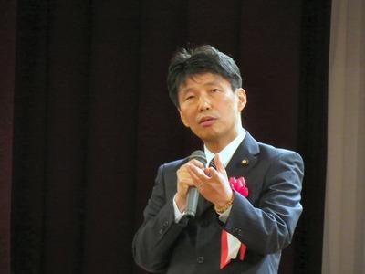 山本一太参議院議員