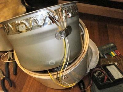 電子ジャーの修理