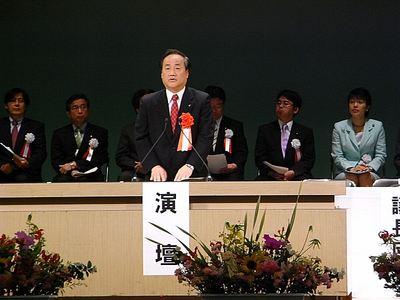 来賓の梅村正県議会議員