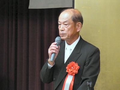 神社庁総代会米原支部長