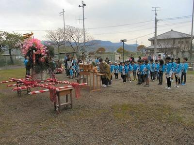 子ども神輿安全祈願祭