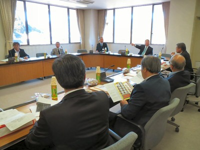紀美野町会議室