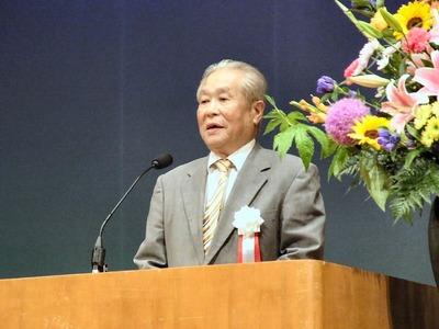 徳田満夫氏