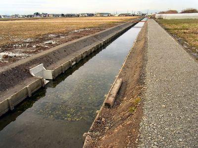 排水路補修県営事業