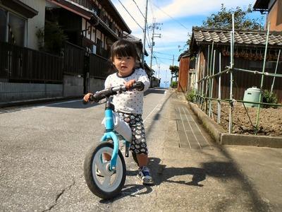 トレーニングバイク1
