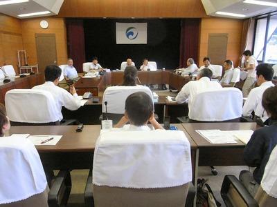 委員会協議会(総務教育)