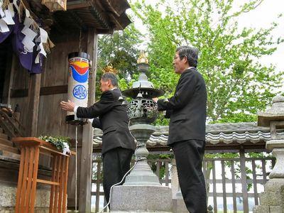 玉串の奉奠2
