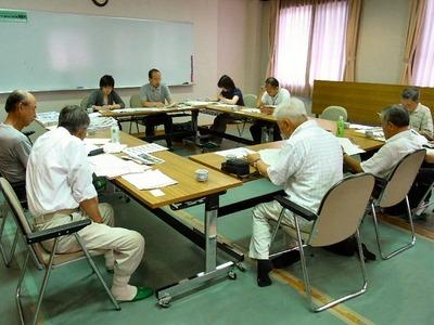 県立大学フィールドワーク説明会