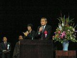 辻村克県議会副議長