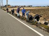 排水路泥上げ2