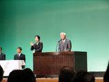滋賀県人権センター理事長西堀末治氏