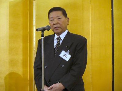 赤堀義次県議会議長