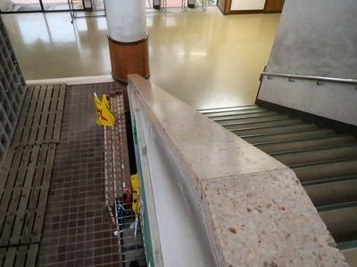 階段の手すり1