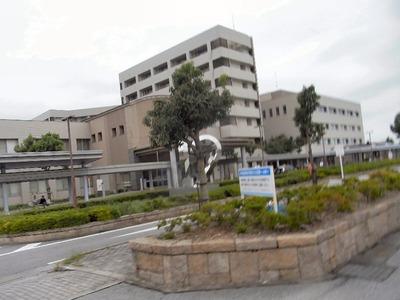 長浜病院外観
