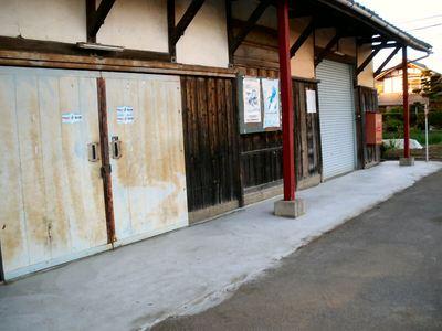 農業倉庫 改修後