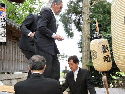 玉串の奉奠3