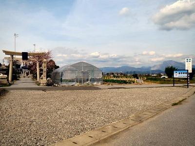 蛭子神社駐車場