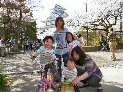 長浜城公園