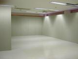 空の展示室