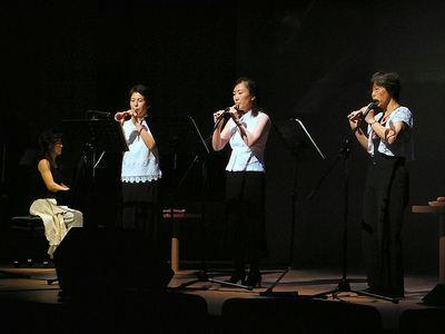 ヨシ笛ミニコンサート