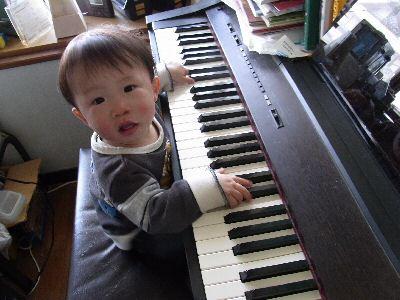 ボクはピアニスト