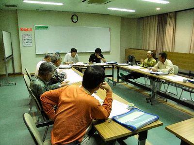 第2回農業組合班長会議