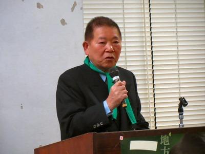 赤堀義次滋賀県議会議長