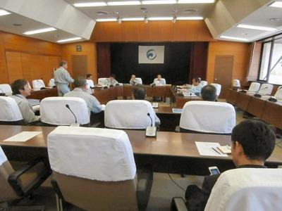産業建設常任委員会 委員会協議会
