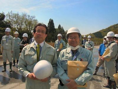 藤井市長と