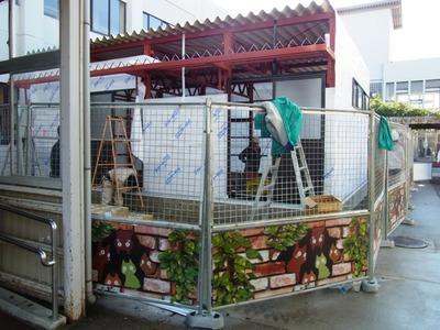 坂田小学校トイレ増設工事