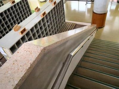 階段の手すり2