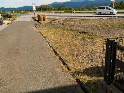 蛭子神社前の市道
