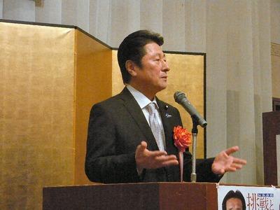 松山一億総活躍担当大臣