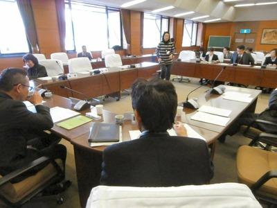 健康福祉常任委員会委員会協議会