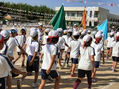 坂田小学校運動会