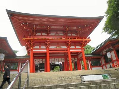 近江神宮門