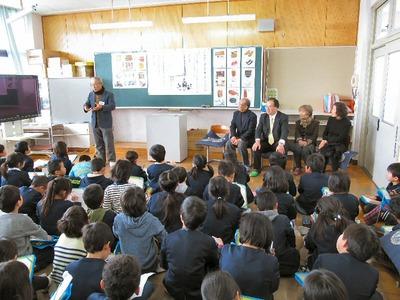 粕渕先生の講演