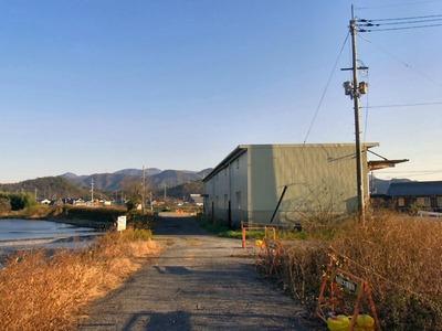漁具保管共同作業所
