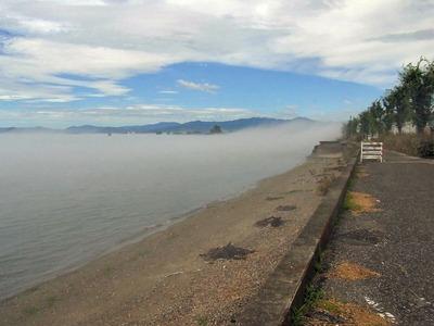 霧の発生2
