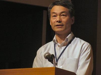 北川元英危機管理局長