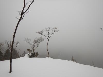 雲取山北峰