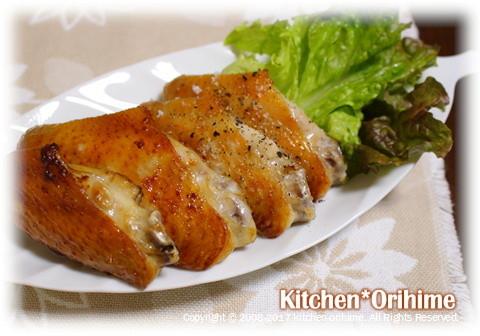 焼き鶏手羽肉