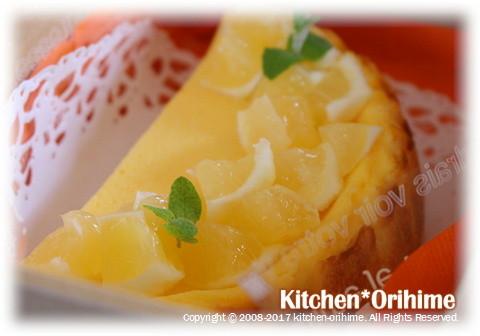 チーズケーキ-小夏