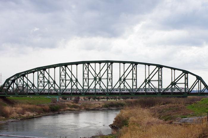 近鉄京都線 澱川橋梁(1) : 鉄橋のある鉄道風景のblog