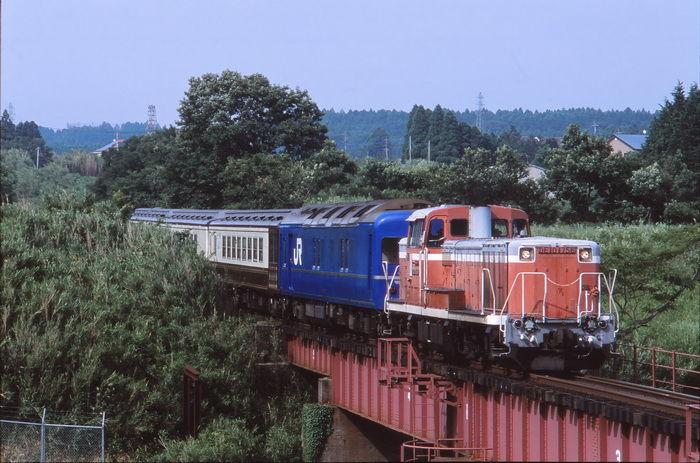 鉄橋のある鉄道風景のblog : 豊...
