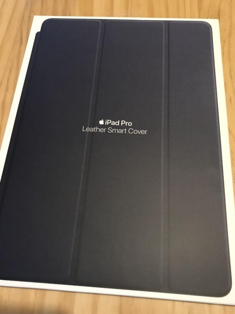 iPad Pro 10.5 純正レザースマートカバー&フィルム装着!アクシデント発生!